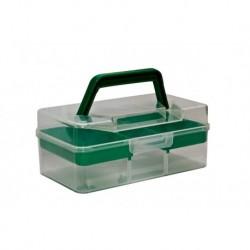 Ящик универсальный с лотком 7 180*100*75мм (Т-18)