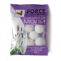 Шарики от моли FORCE guard 40г