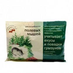 Родентицид К_С зерновая приманка от полевых мышей 180г