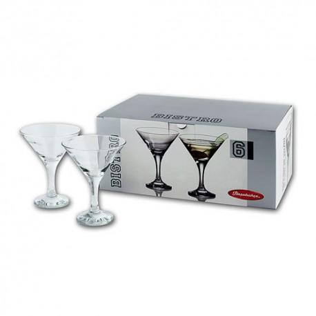 Бокал для мартини 170мл 6шт. BISTRO