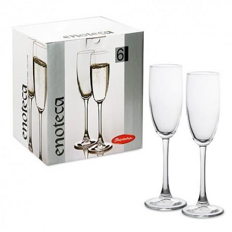 Фужер для шампанского 170мл 6шт. ENOTECA