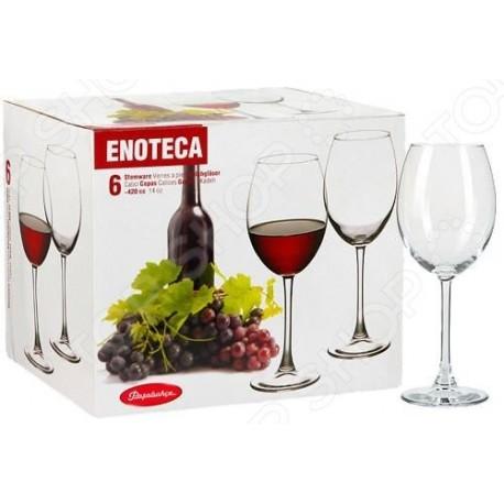 Фужер для вина 590мл 6шт. ECOTECA