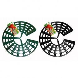 Подставка под клубнику 5шт. (зеленый)