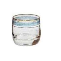 Набор 6 стаканов для Виски Эдем с рисунком Махараджадля виски ,310 мл