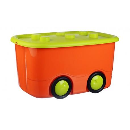Ящик для игрушек МОБИ (415x320x600мм)
