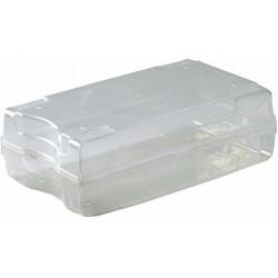 Коробка для хранения обуви ( 205x130x380мм)