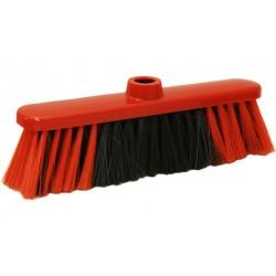 Щетка для уборки мусора ЛЮКС (60x80x280мм)