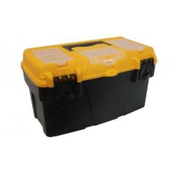 Ящик для инструментов с секциями ТИТАН 18'  (235x250x430мм)