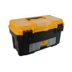 Ящик для инструментов с секциями АТЛАНТ 18' ( 235x250x430мм)