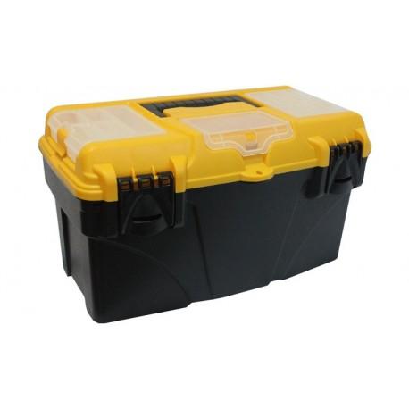 Ящик для инструментов со съемными коробк. ТИТАН 21' (275x290x530мм)