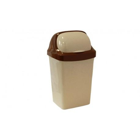 Контейнер для мусора  РОЛЛ ТОП 15л. ( 270x488x235мм)