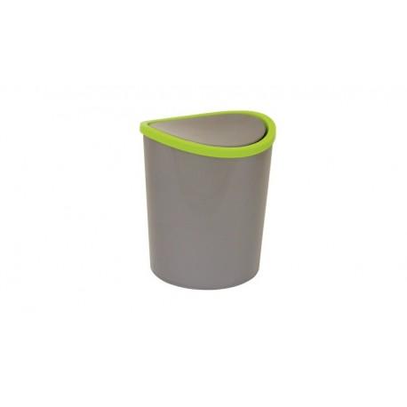 Контейнер для мусора настольный 1.6 л. (135x155x135мм)