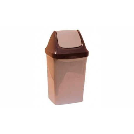 Контейнер для мусора  СВИНГ 9л. ( 228x411x199мм)