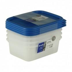Набор контейнеров для заморозки 4 x 1 л DOMINO