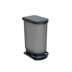 Контейнер для мусора педальный 50L PASO