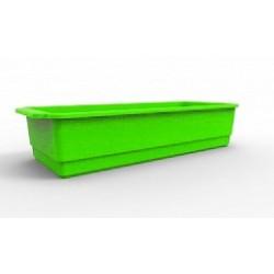Ящик для рассады Flora (салатный)