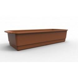 Ящик для рассады Flora (терракот)