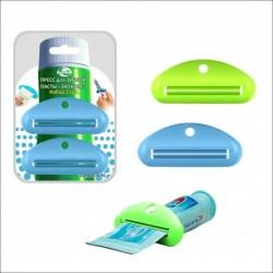 Пресс для зубной пасты Эконом 2 цв (упак. 12шт)