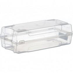 Коробка для хранения обуви (190x105x320мм)