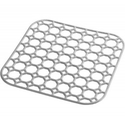 Решетка в раковину (разноцв.) (4x260х260мм)