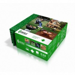 Покрытие ERFOLG H & G зеленый 1м2