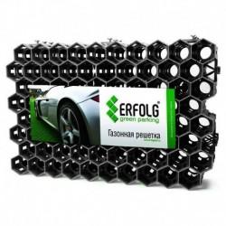 Покрытие ERFOLG Green Parking 400х600х40мм черный 1шт.