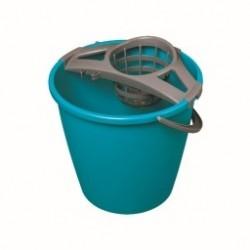 Ведро со вставкой 10 литров круглое