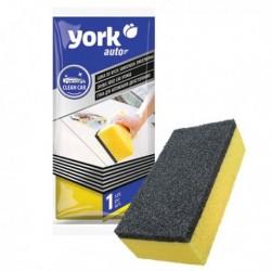 Губки ''YORK'' для мытья автомобиля двустор.
