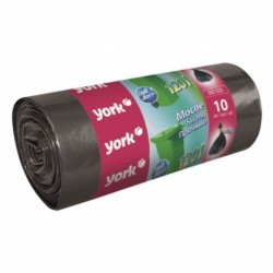 Мешок для мусора YORK 120 л. (10 шт) прочные