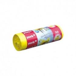 Мешок для мусора YORK 20 л. (30 шт) прочные