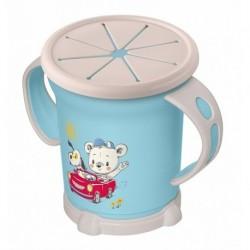Чашка для сухих завтраков с декором, 270 мл