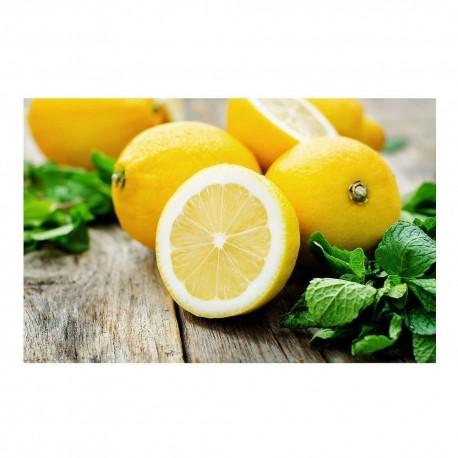 Доска разделочная ст.18*28см Лимон