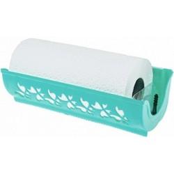 Держатель для бумажных полотенец Fly (мята) (с полотенцем) 273х87х124мм
