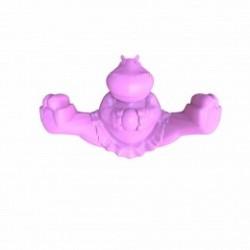 Крючок Circus Hippo (фламинго) 100,1*65,6*62,5 мм