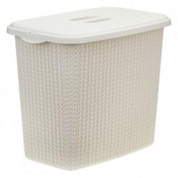 Контейнер для стирального порошка ВЯЗАНИЕ 6л 280х175х230мм