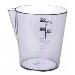 Емкость мерная для продуктов 0,2л натуральный