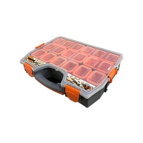 Органайзер Boombox 18/46 см серо-свинцовый/оранжевый