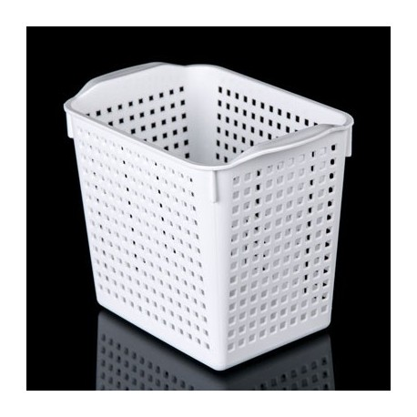 Корзинка Лофт 2,8л 200х135х165мм (белый)