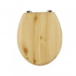 Сиденье для унитаза ZALEL W401 PINE нат.дерево