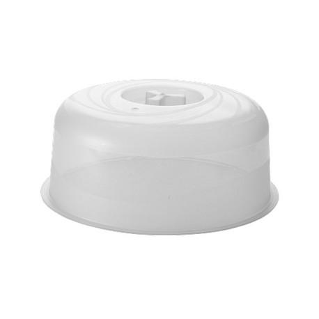 Крышка для СВЧ Bono с паровыпускным клапаном D250 натуральный/сливочный крем
