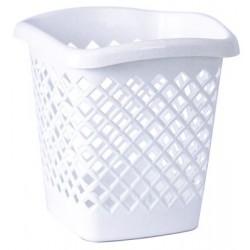 Корзина для мусора Офис квадратная 280х270х270