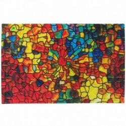 Коврик придверный грязезащитный Фотопринт Мозайка 40*60см