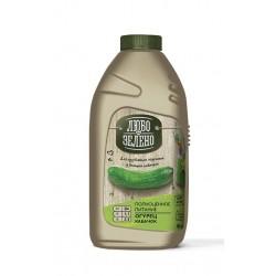 Удобрение Минеральное Любо-Зелено Огурцы и Кабачки бутылка 500мл