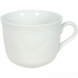 Чашка чайная Ностальгия 450 мл. Белая