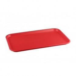 Поднос 525х325, красный
