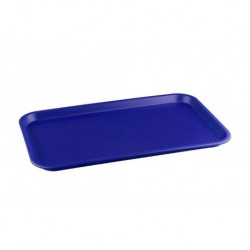 Поднос 525х325, синий