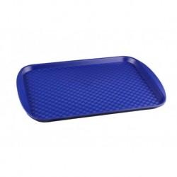 Поднос 450х350, синий