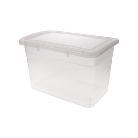 Ящик дляхранения Laconic 14,5 л прозрачный 590х390х330мм