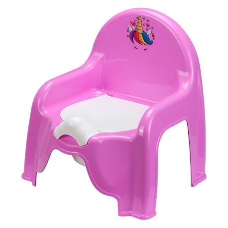 Горшок-стульчик детский (305x265x350мм)