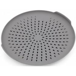 Поддон-сушилка в раковину Compakt light (дымчато-серый) 269,8х262,4х34мм